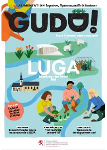 GUDD 5 Cover
