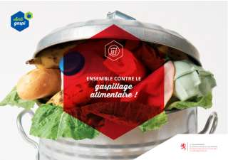 Ensemble contre le gaspillage alimentaire